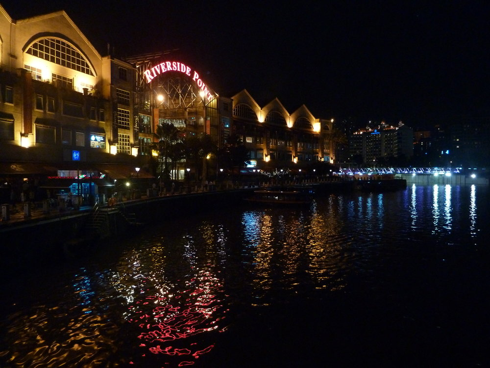 3 day Singapore Itinerary: Clarke Quay