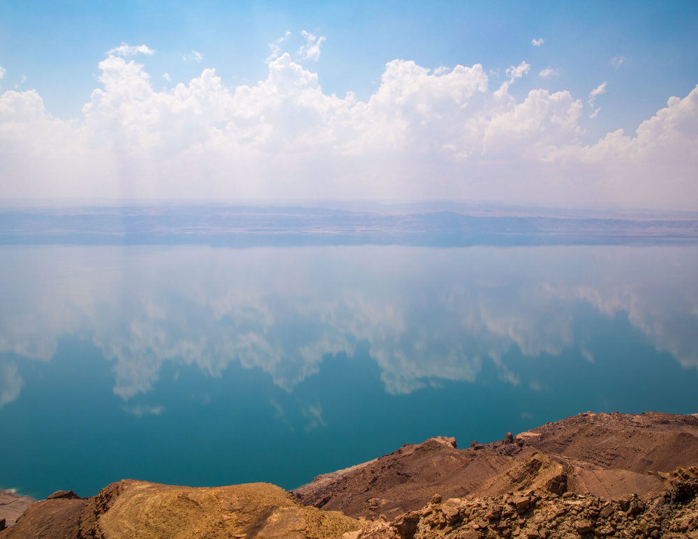 Things to do in the Dead Sea: Take in the views