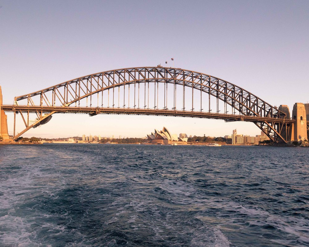 Cheap things to do in Sydney: Walk over the Harbour Bridge