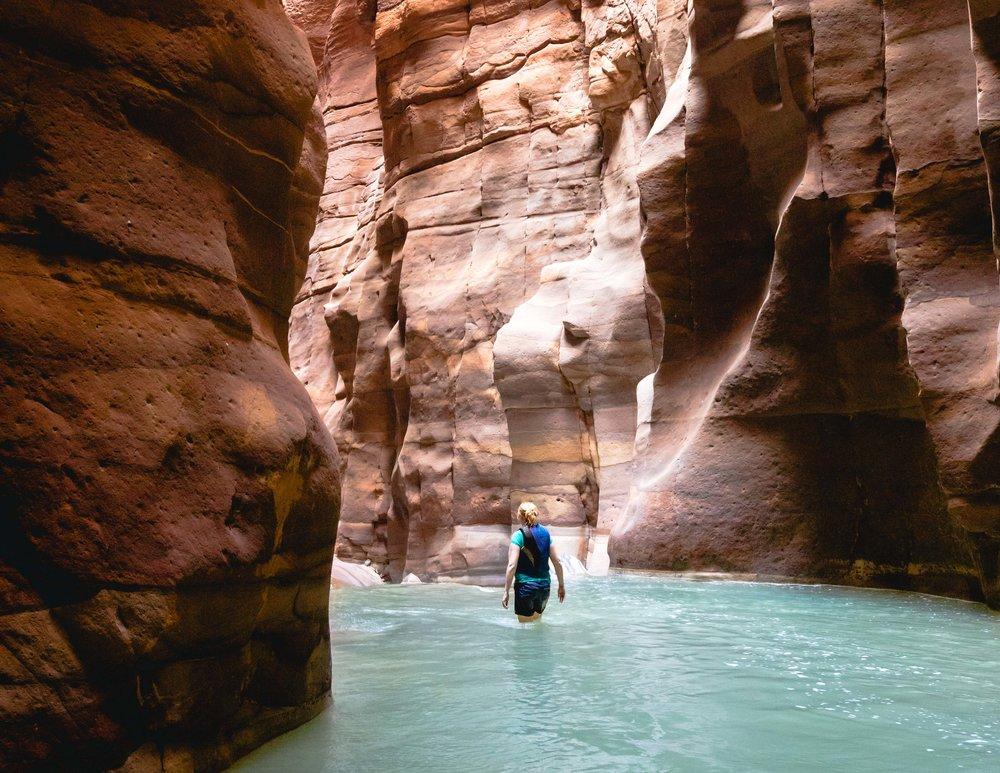 Wadi Mujib Entrance Fee: Wadi Mujib
