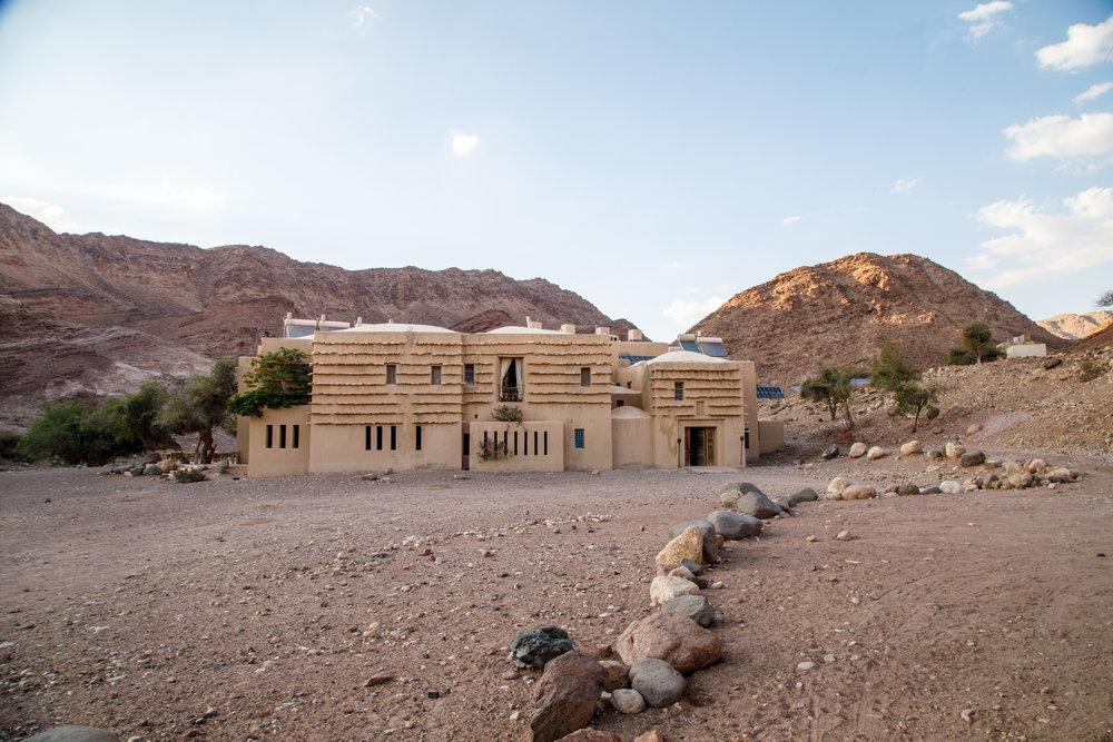 Dana Biosphere Reserve: Feynan Eco-Lodge
