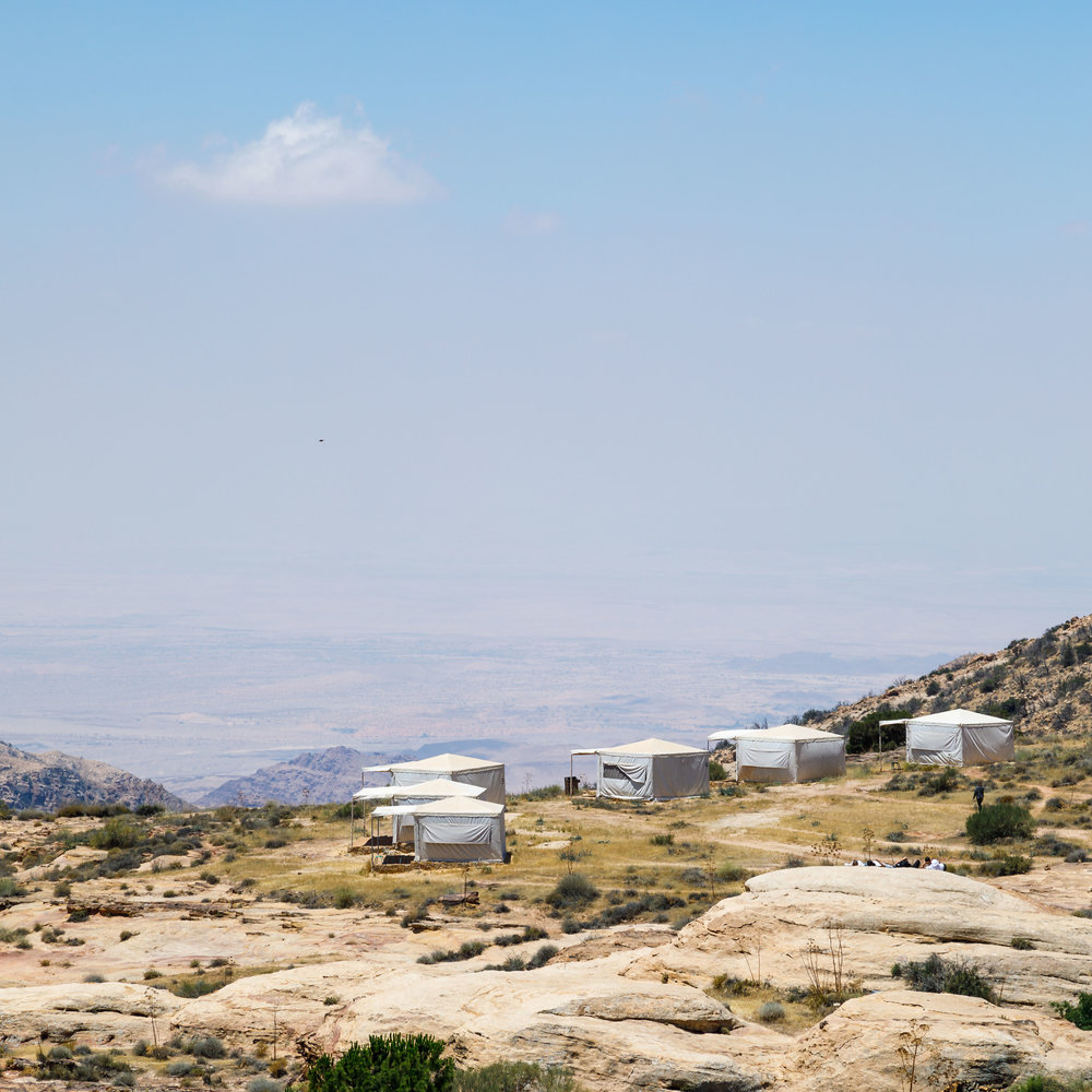 Dana Biosphere Reserve: Rumana Camp