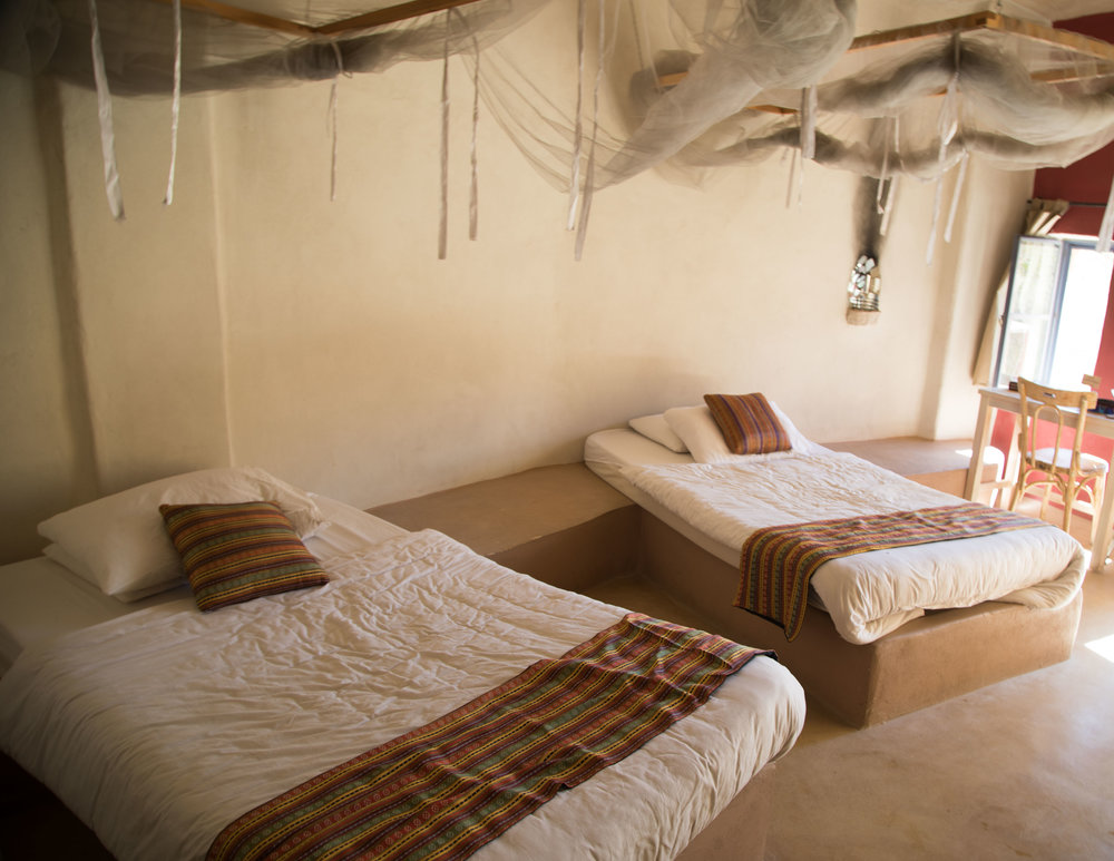 Dana Reserve: Feynan Eco-lodge
