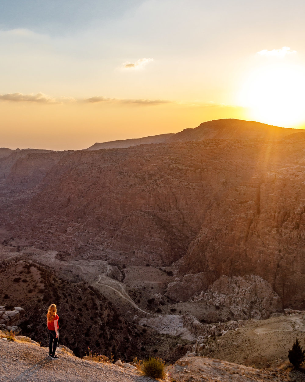 Instagrammable Jordan - Wadi Dana
