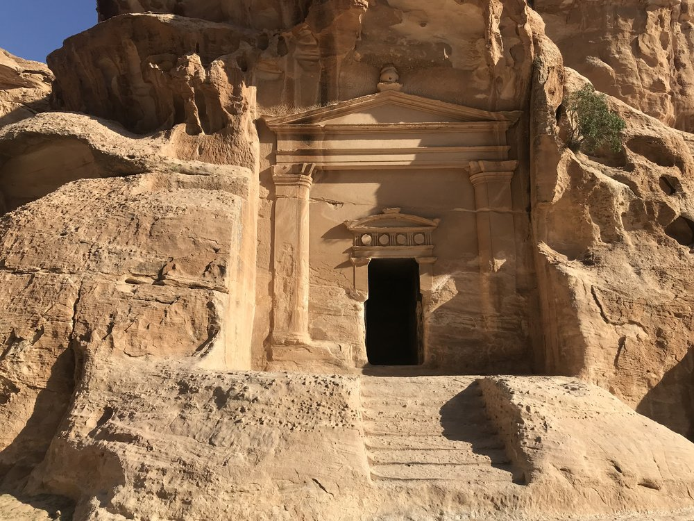 Little Petra to Monastery Walk: Little Petra