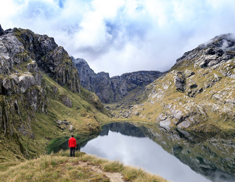 Which Great Walk is for you: The Routeburn