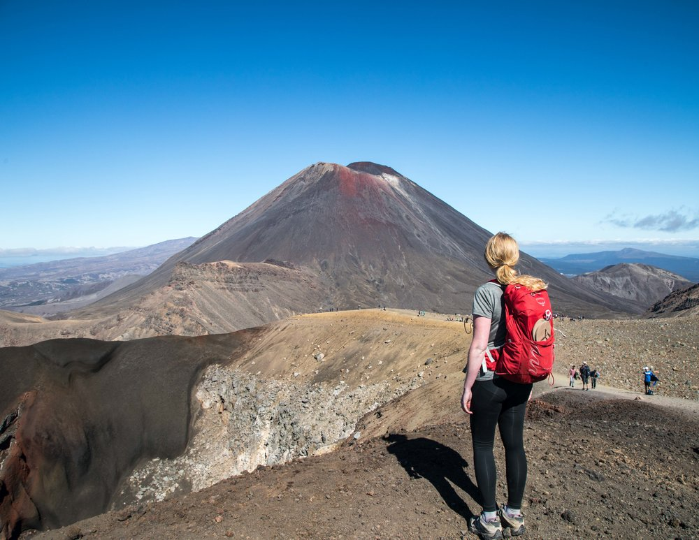 Which Great Walk is for you: Tongariro