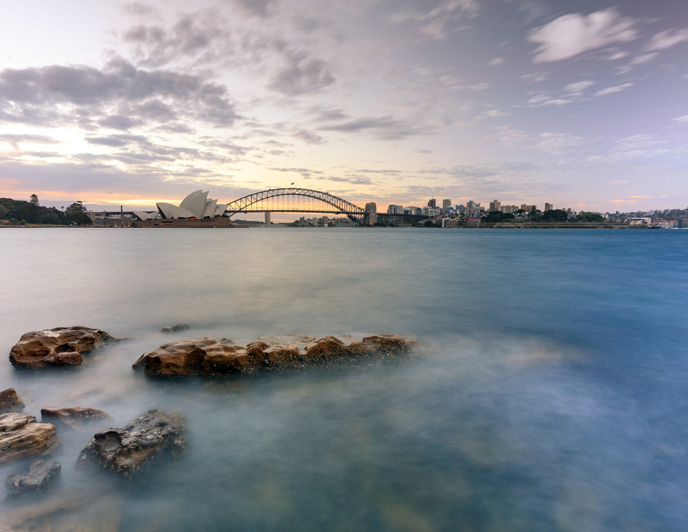 Best things to do in Sydney CBD: The views from Mrs Macquarie's Chair