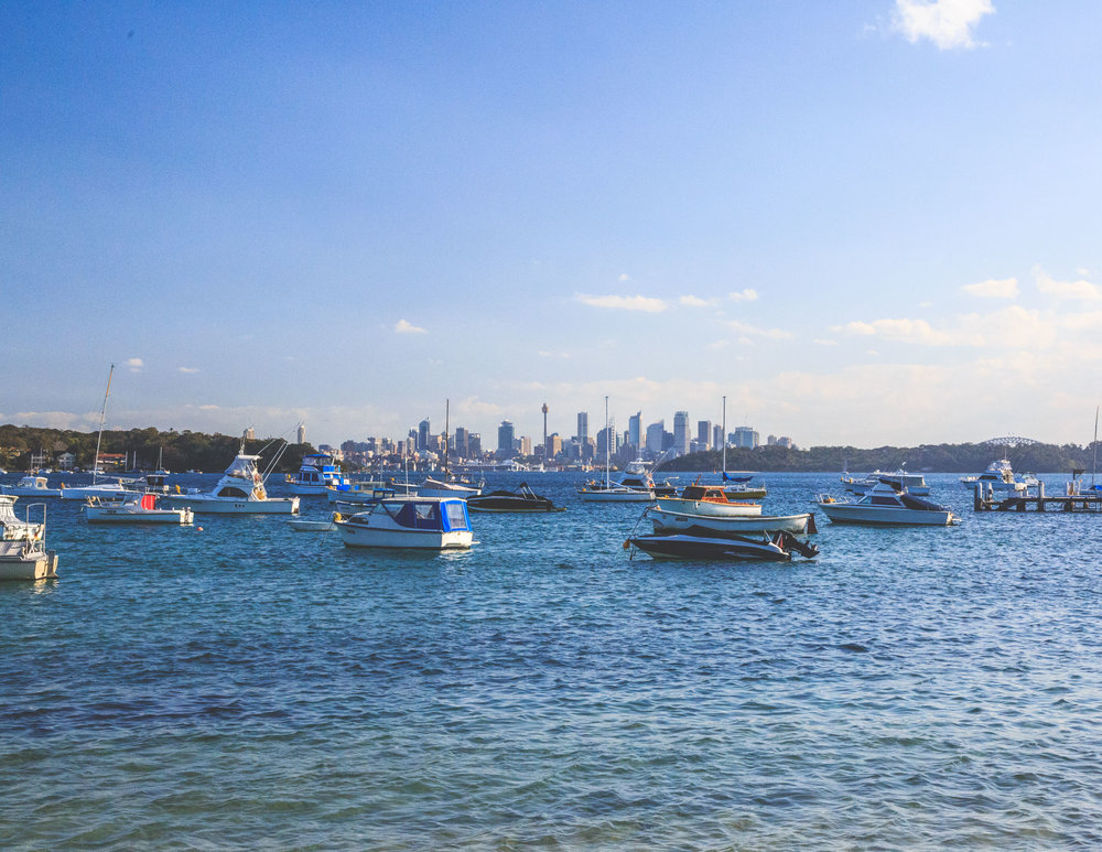 Places to visit in Sydney: Watson's Bay