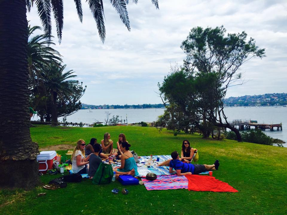 Places to visit in Sydney: Have an island
