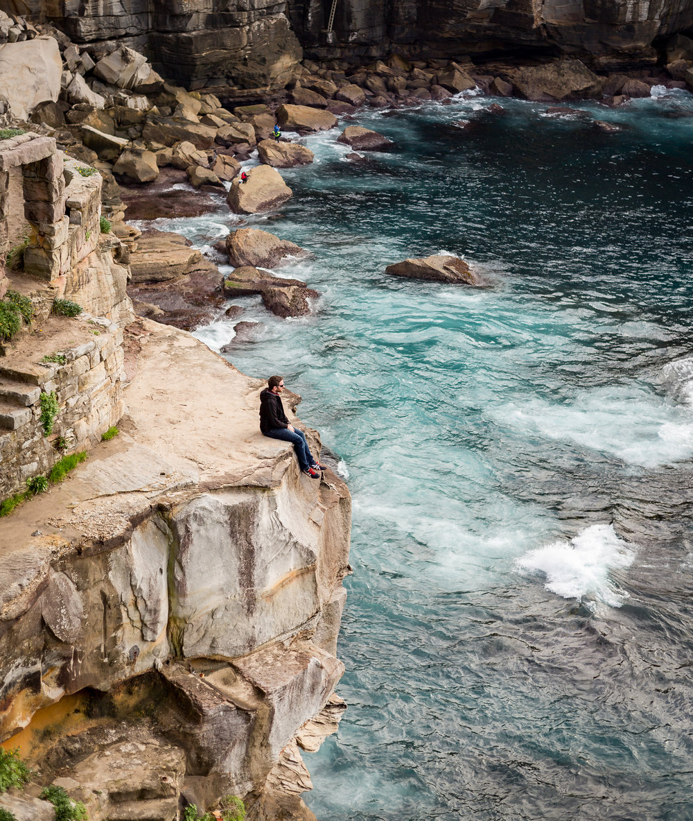 Best things to do in Bondi: be transfixed by Diamond Bay