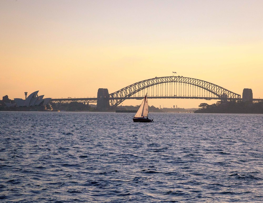 Worst time to visit Sydney: Weekends