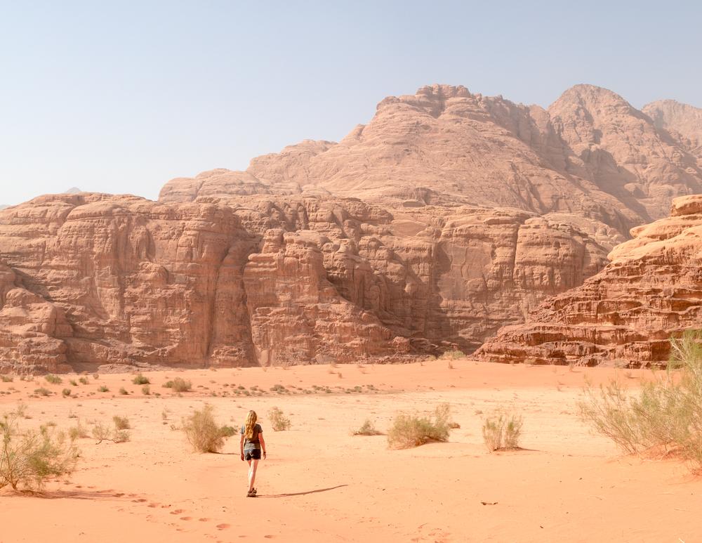 Places to visit Jordan - Wadi Rum