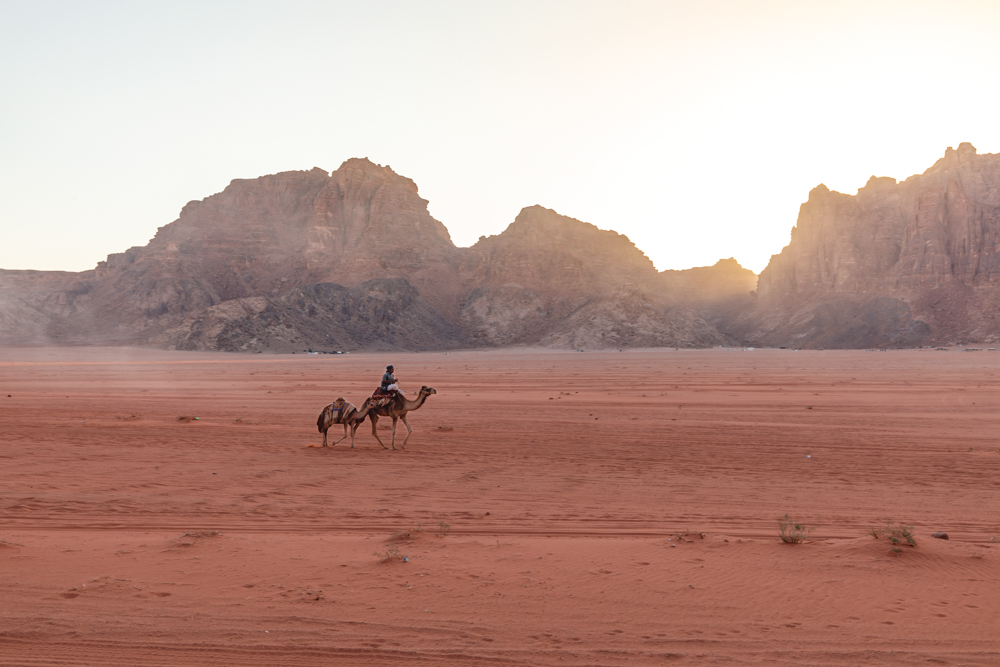 Must see places in Jordan - Wadi Rum