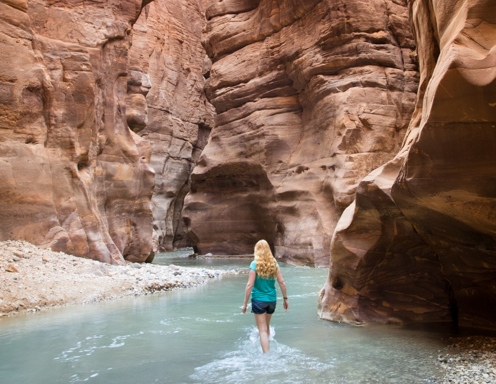 Best things to do in Jordan - Wadi Mujib