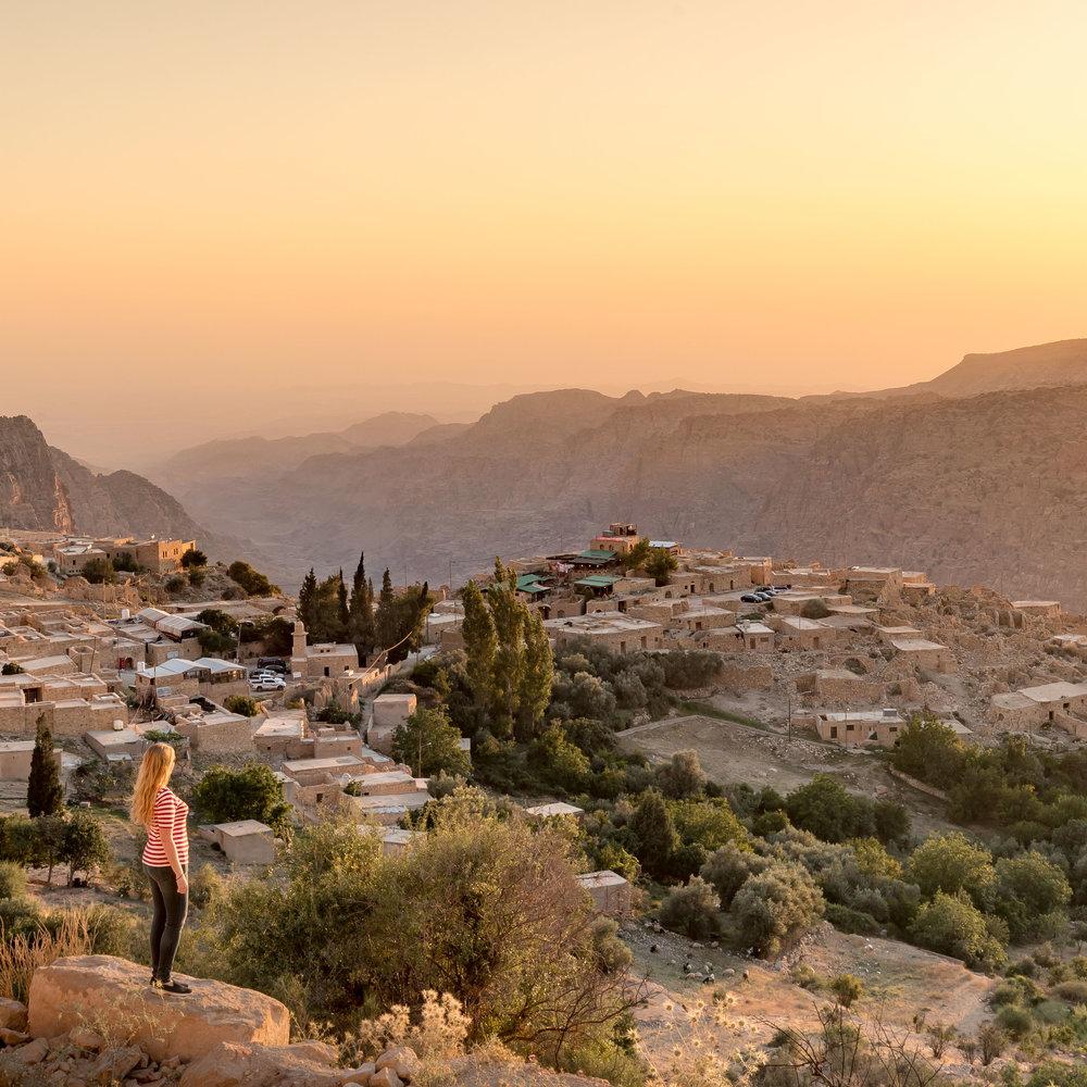 Things to do in Jordan - Dana Village