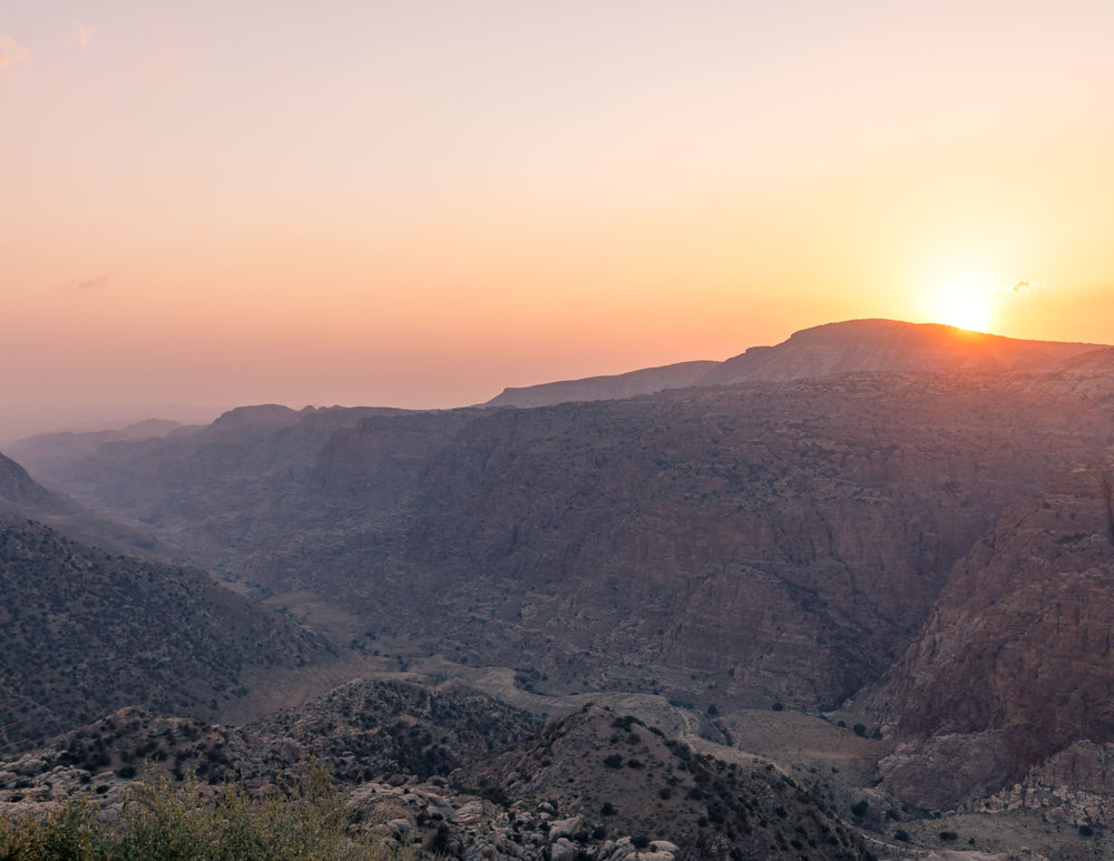 Places to visit in Jordan - Dana Village