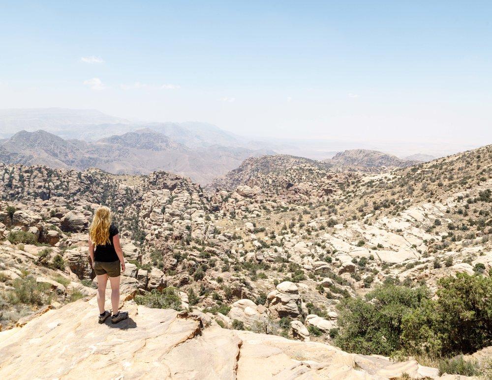 Things to do in Jordan - Hiking in Dana