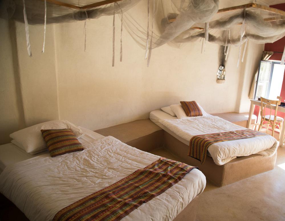 Places to visit in Jordan - Feynan Eco Lodge