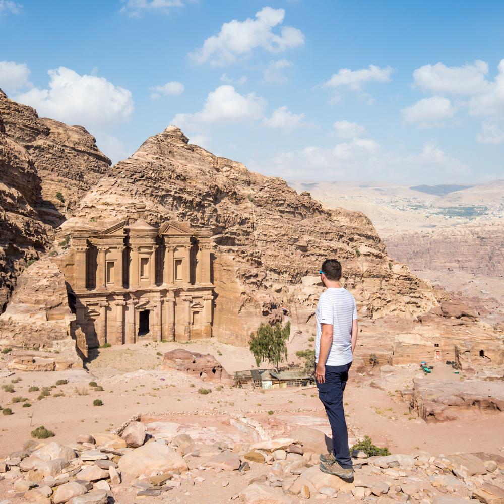 Things to do in Jordan - Little Petra to Petra Walk