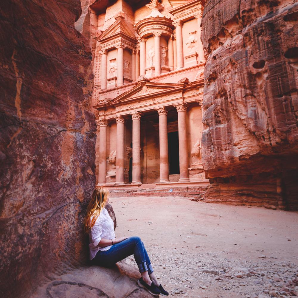 Places to visit in Jordan - Petra