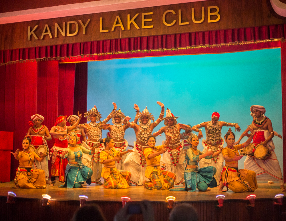 Things to do in Kandy at night - Cultural Dance
