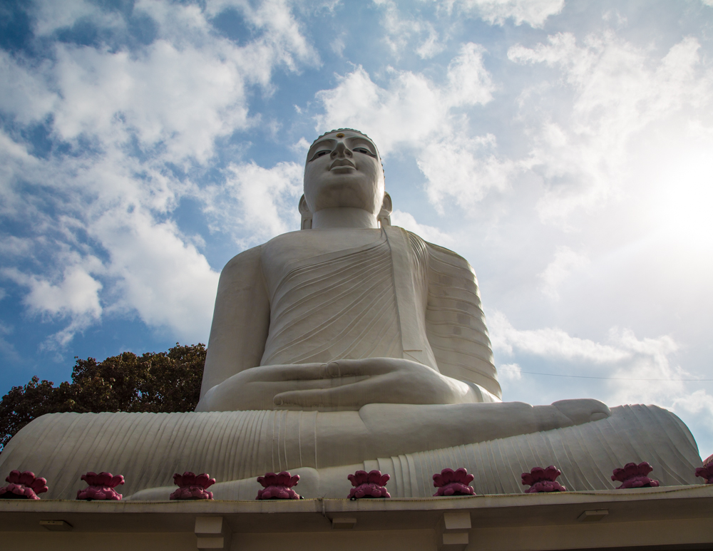 Must see places in Kandy - Big Buddha