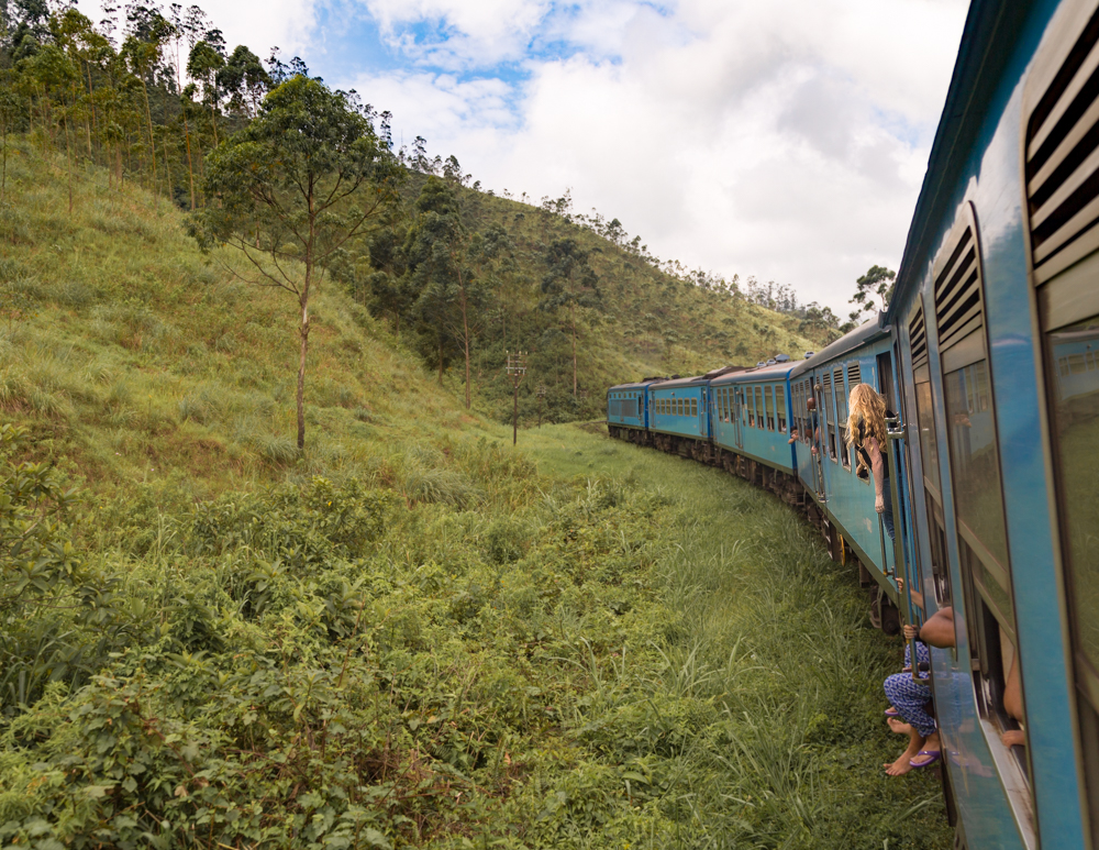 Kandy to Ella Train Schedule: Getting the perfect shot