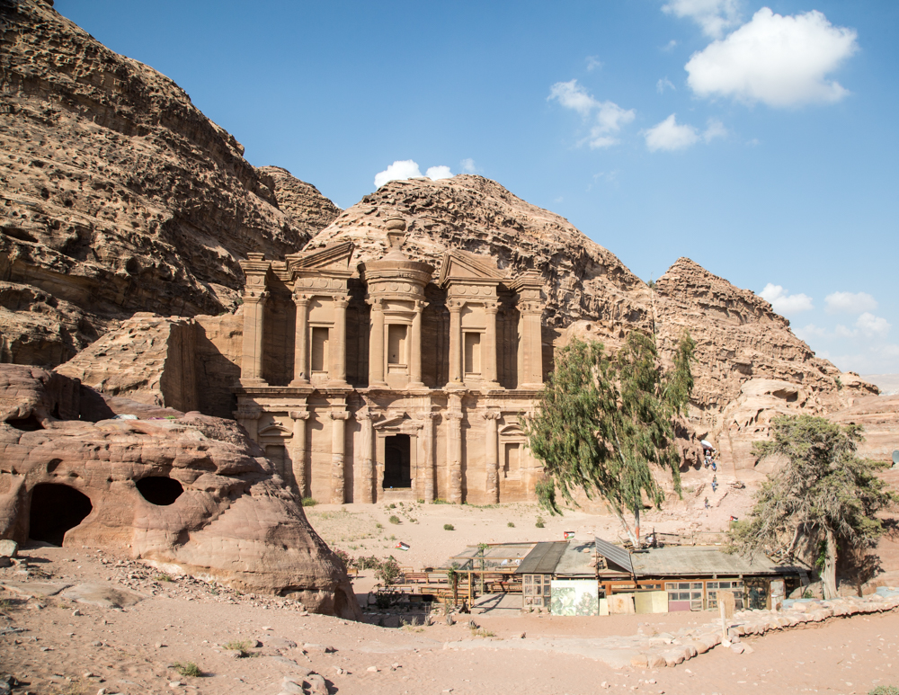 The cost of a trip to Petra