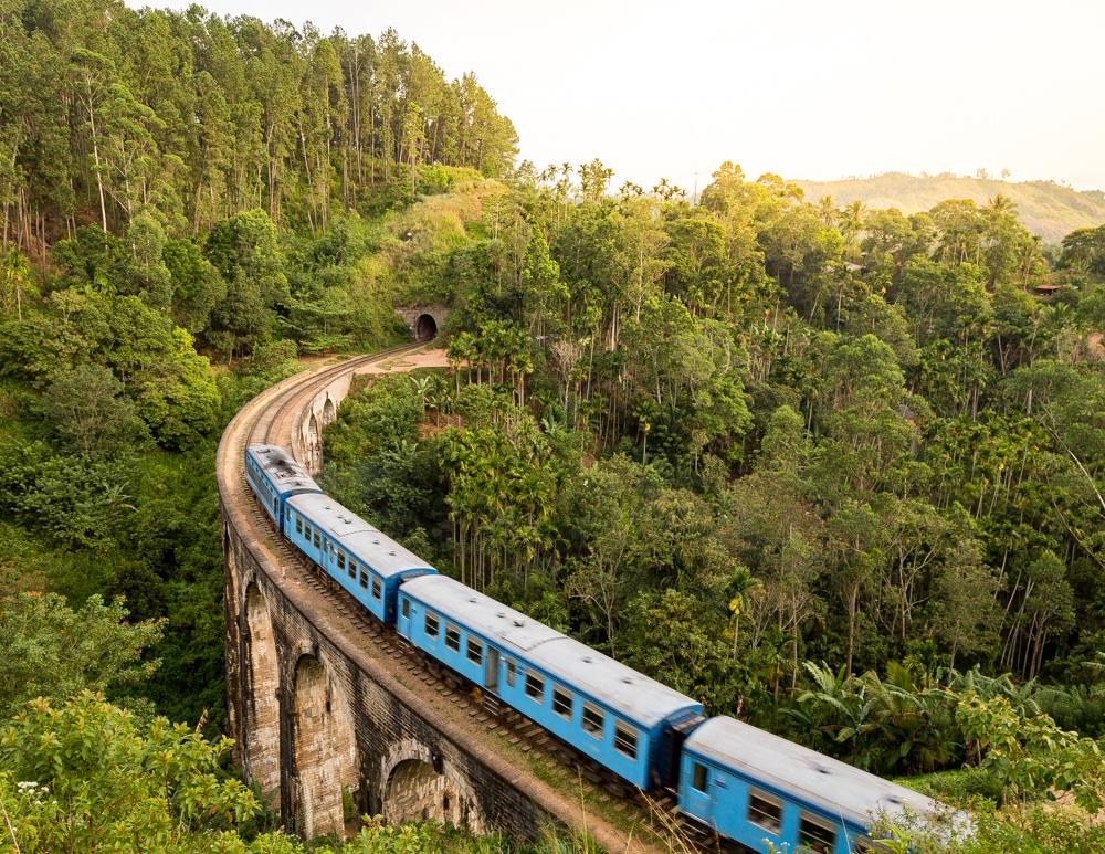 How to get to Nine Arch Bridge, Ella Sri Lanka