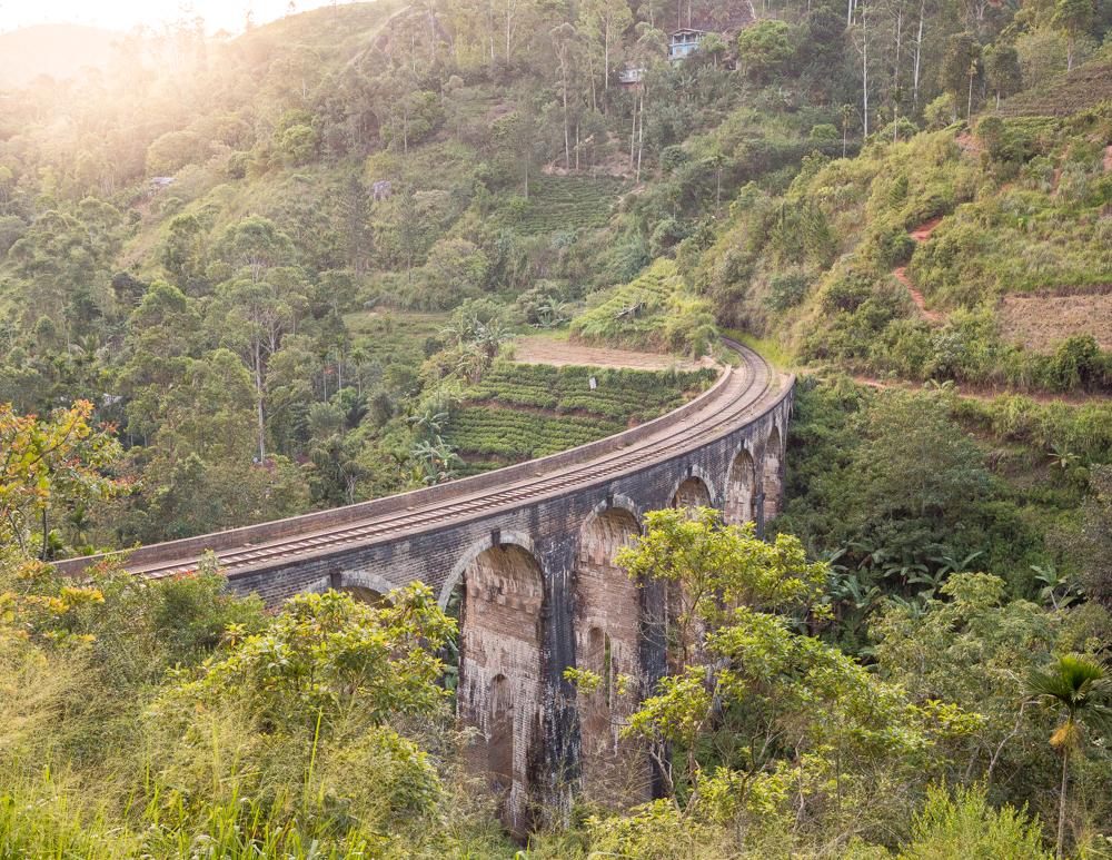 Nine Arch Bridge train times