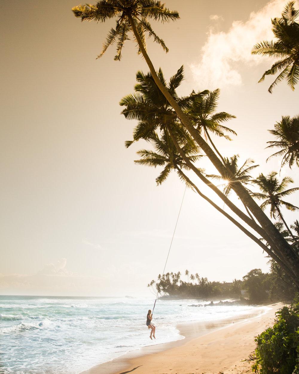 Instagrammable Sri Lanka - Mihiripenna Beach