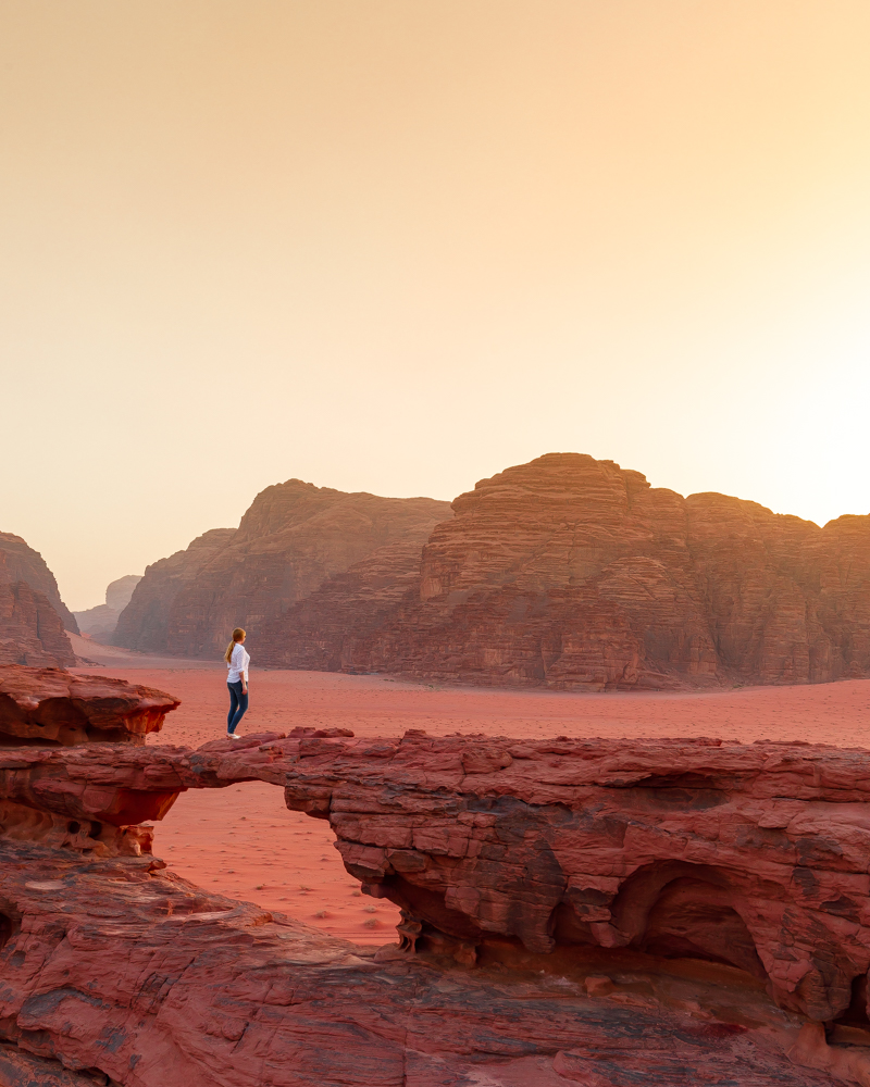 Jordan Itinerary - Wadi Rum
