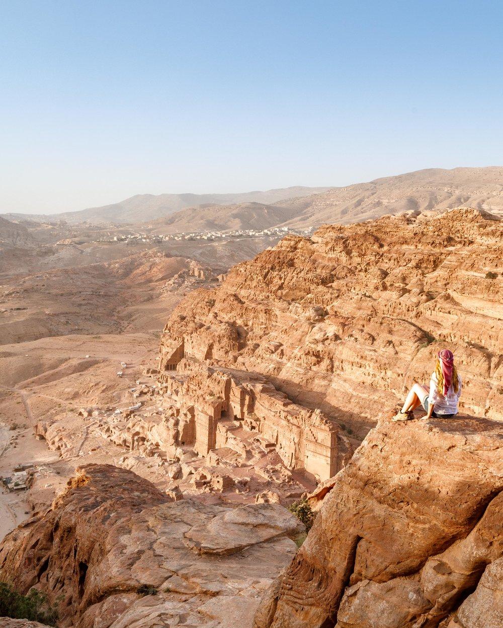 Jordan Itinerary - High Place of Sacrifice