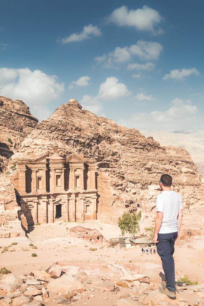 Jordan Itinerary - Little Petra to Petra Walk