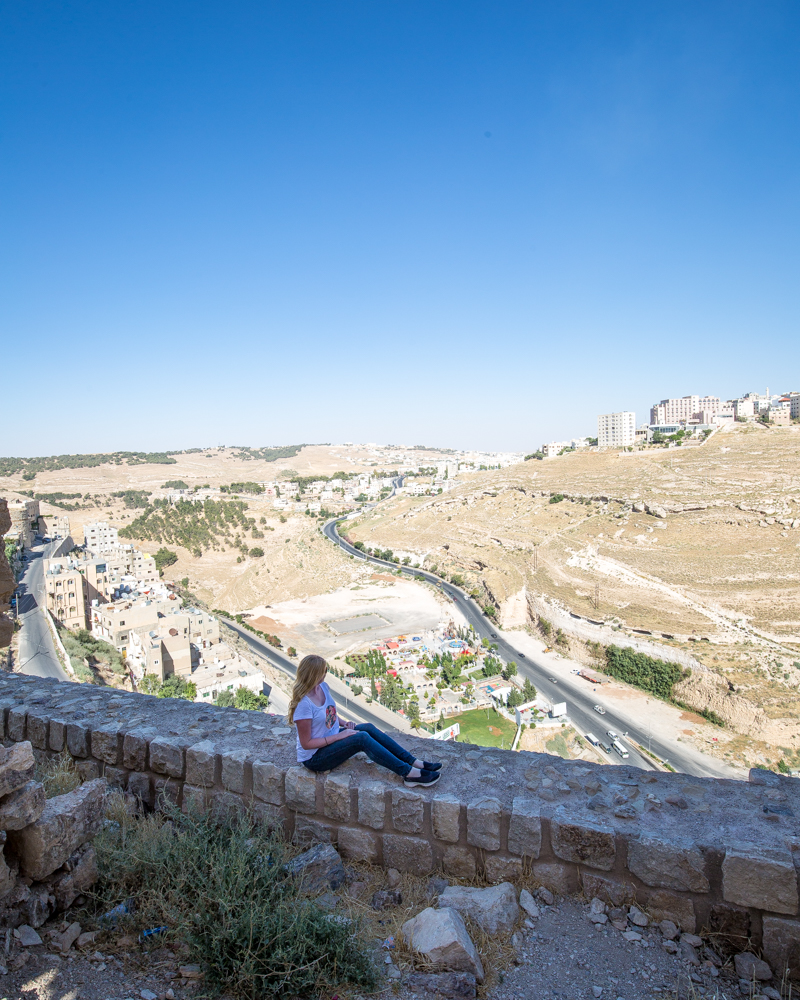 Jordan Itinerary - Kerak Castle