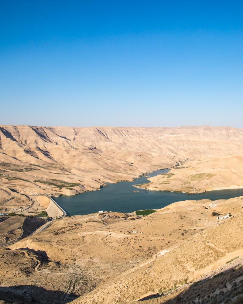 Jordan Itinerary - Upper Wadi Mujib
