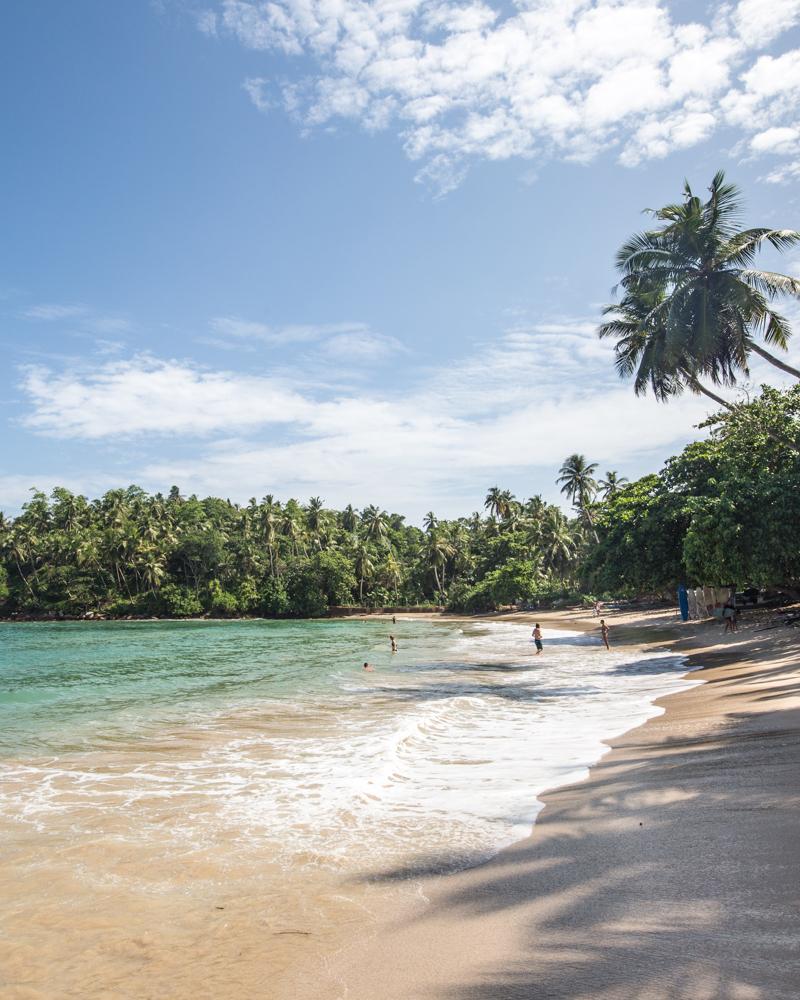 Sri Lanka Itinerary - Hiriketiya