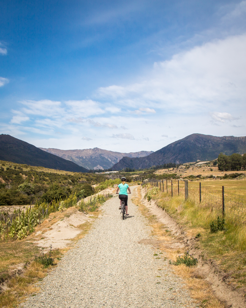 2 week itinerary New Zealand South Island Itinerary - Cycling