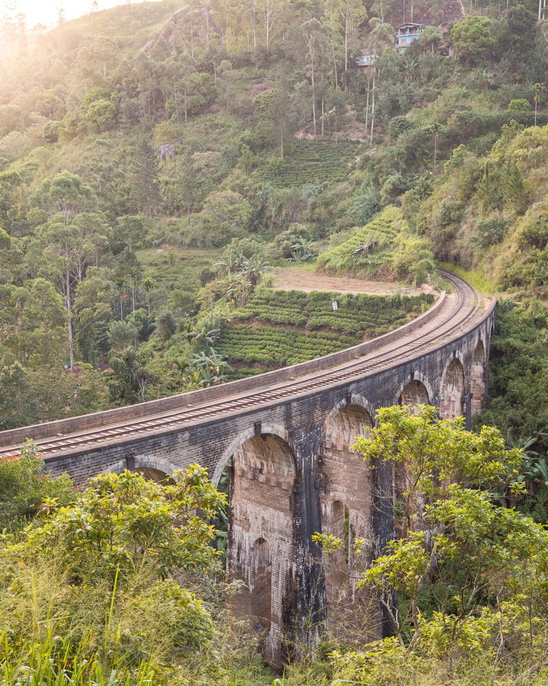 Best things to do in Ella: Nine Arch Bridge