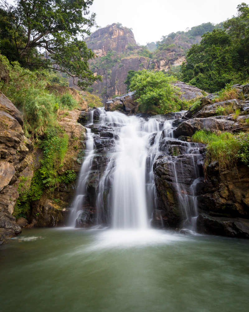 Best things to do in Ella: Ravana Falls