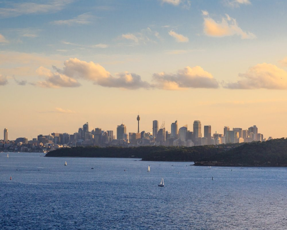 Epic Photography Spots in Sydney: North Head
