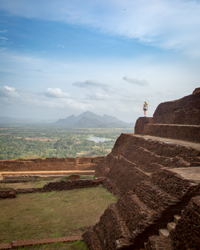 Instagrammable Sri Lanka - Lion Rock Sigiriya