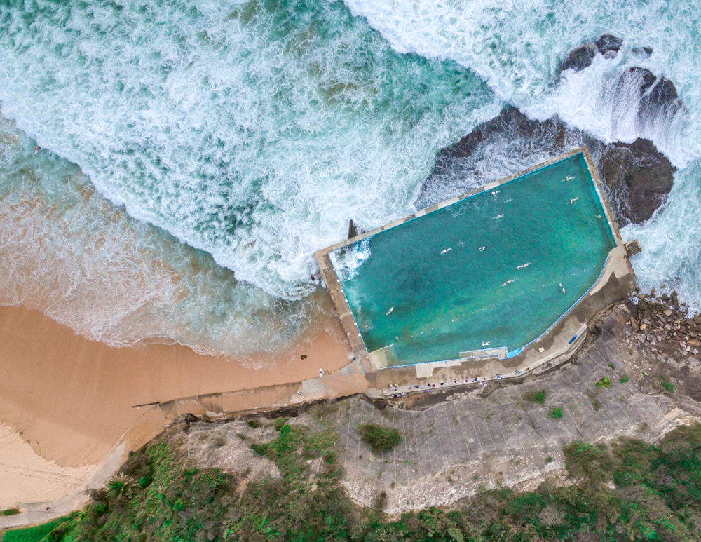 Free things to do in Sydney: Ocean Baths