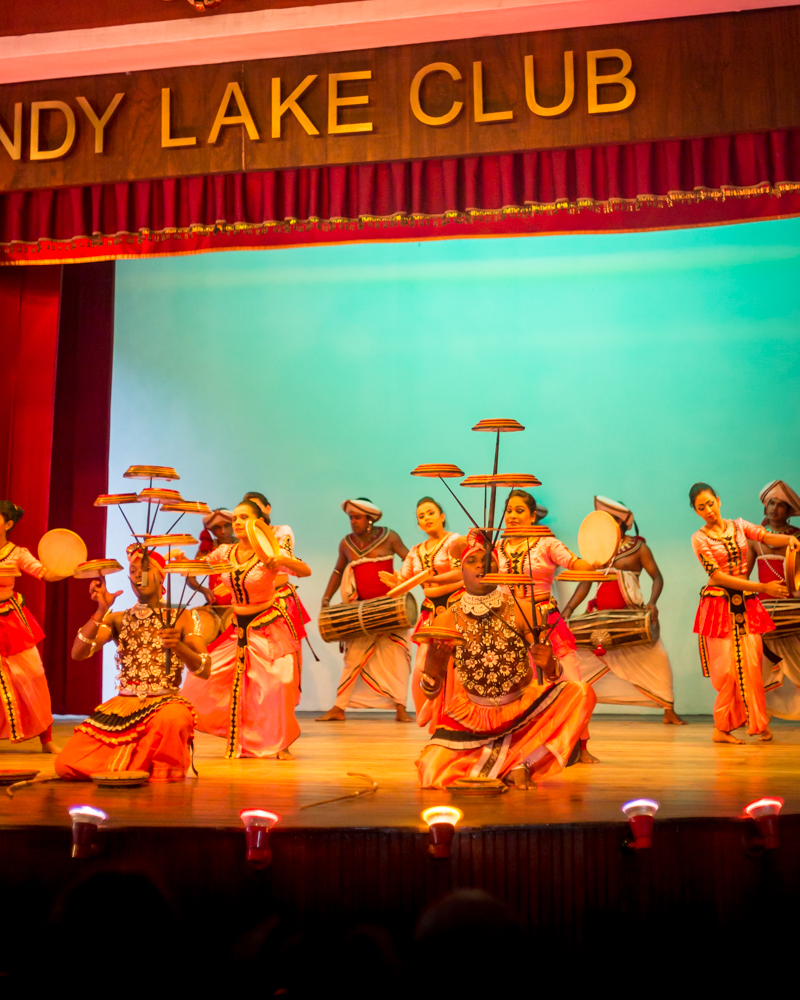 Sri Lanka Itinerary 2 weeks: Kandy Dance