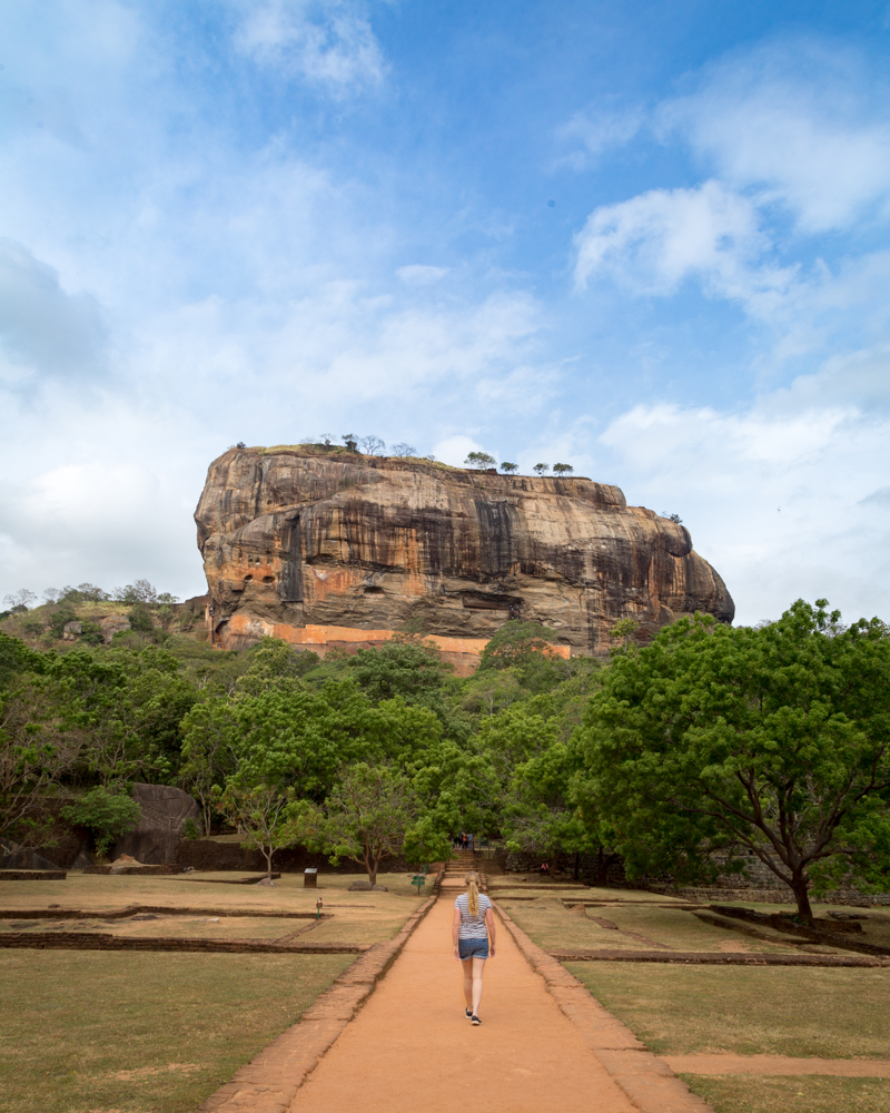 Sri Lanka 2 week itinerary - Sigiriya