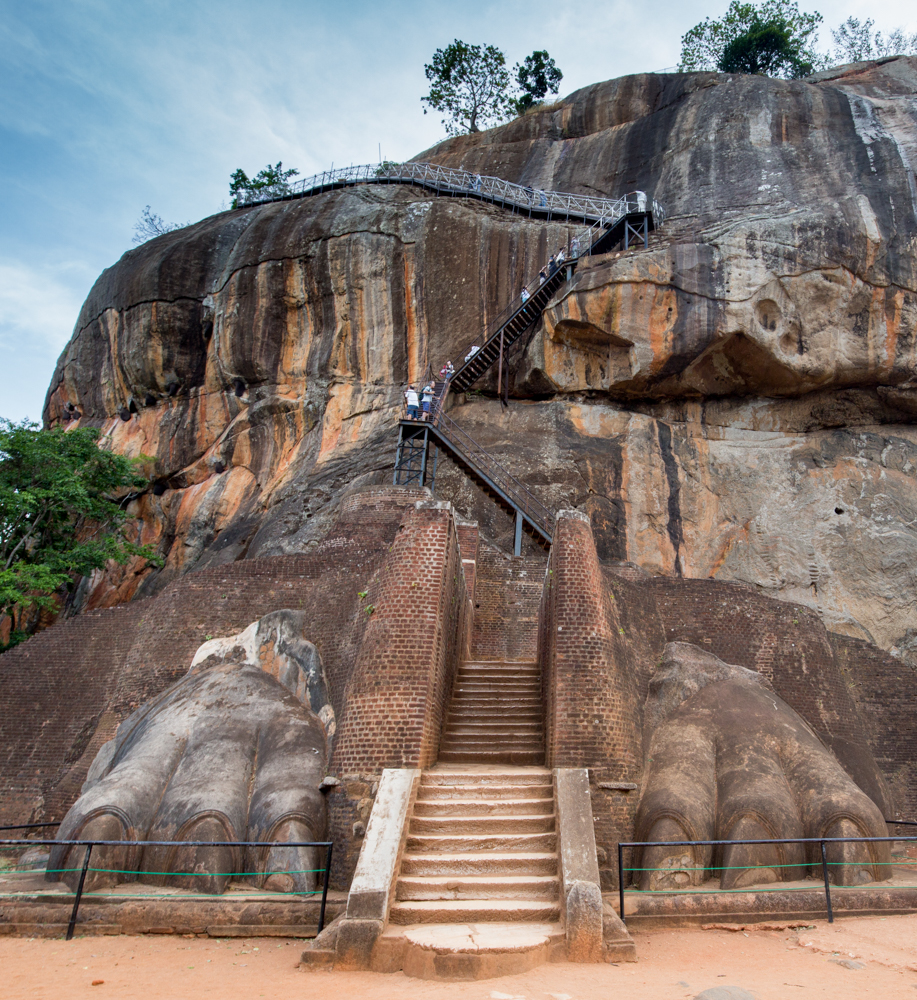 Sri Lanka Itinerary 2 weeks - Sigiriya