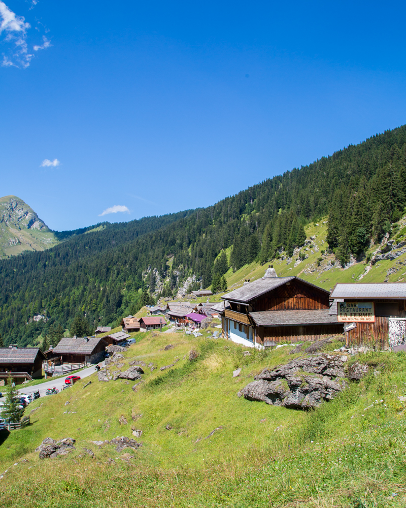 Things to do in Morzine in the Summer - Venture to the Goat Village