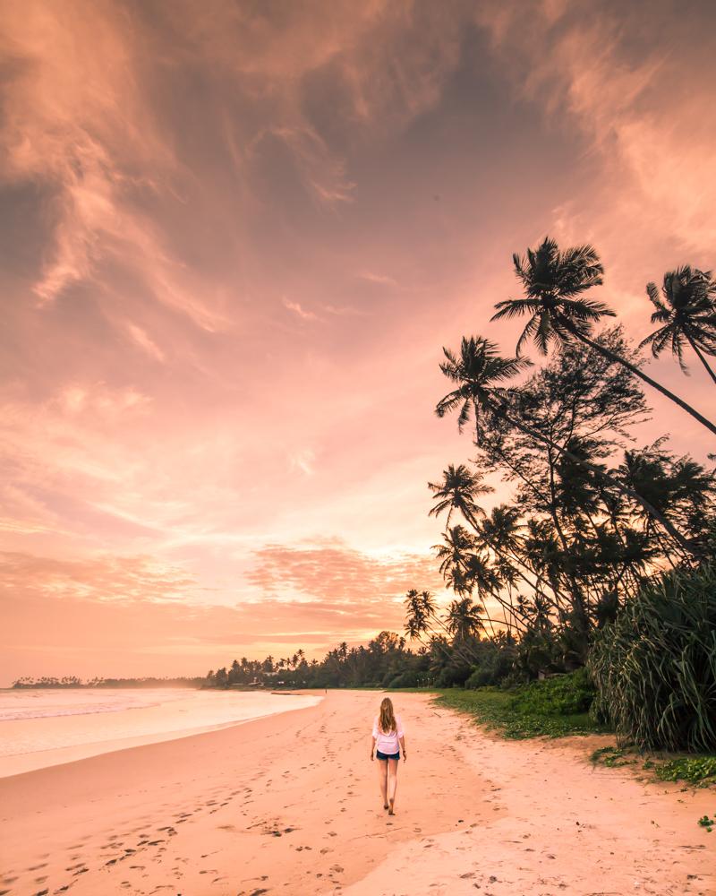 Best time to visit Sri Lanka - Beaches