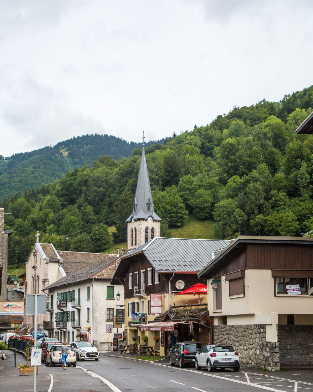 Fun things to do in Morzine in the summer - St Jean